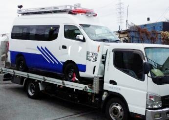 特殊車両の輸送